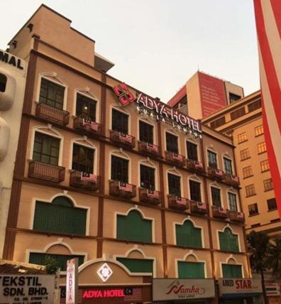 Hotel Zamburger Masjid India Kuala Lumpur