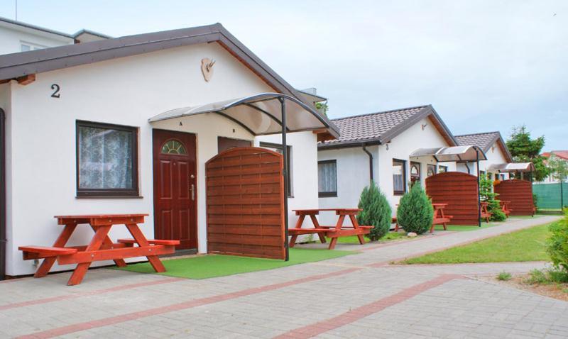 noclegi Darłówko Baltic Resort Darłówko Domek nr 3