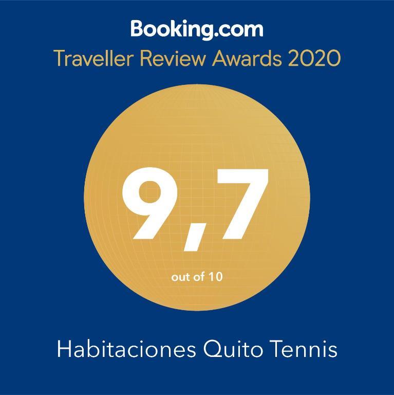 Habitaciones Quito Tennis