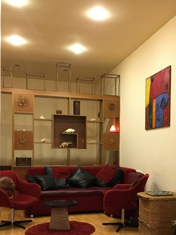 Apartment at Mashtots Avenue