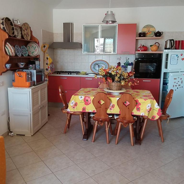 Casa vacanze Antonella Pula a 750mt dal centro. img2