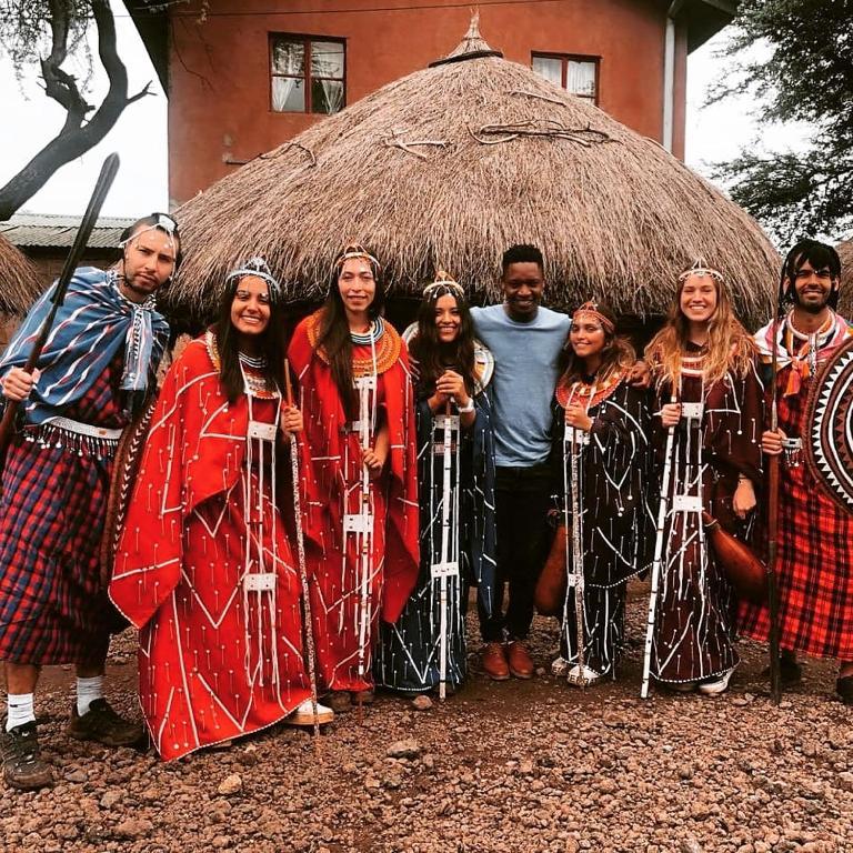 Maasai Hostel