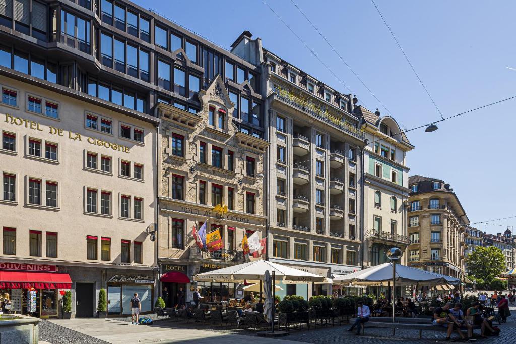 Hôtel de la Cigogne