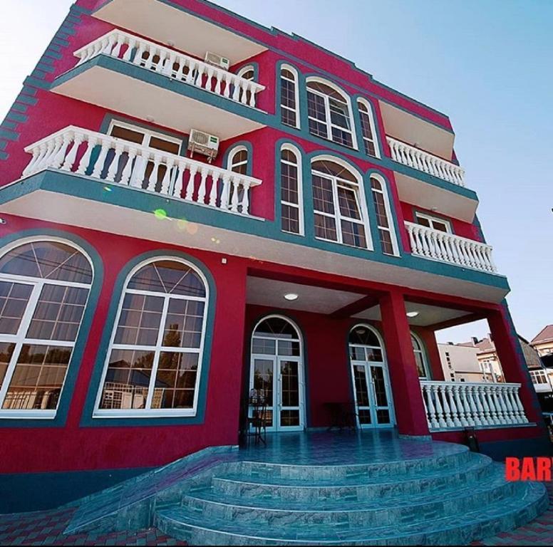 Hotel Barvixa