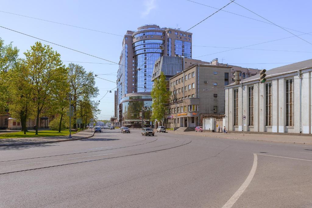 Апартаменты у Невы