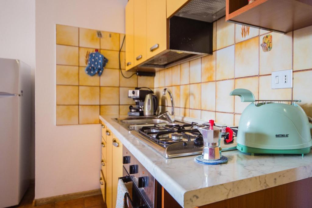 Casa Goletta soggiorno per 4 a 2 minuti dalla spiaggia bild9