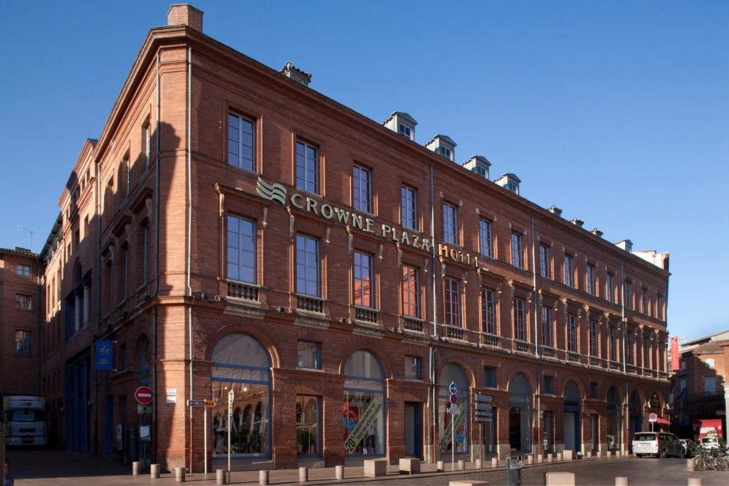 Crowne Plaza Toulouse, an IHG Hotel