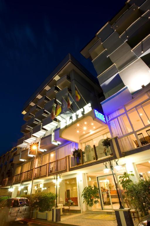 Hotel Elite Cattolica Booking