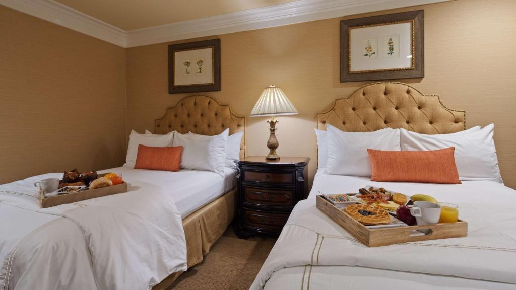 Best Western Plus Sunset Plaza Hotel Photo #37