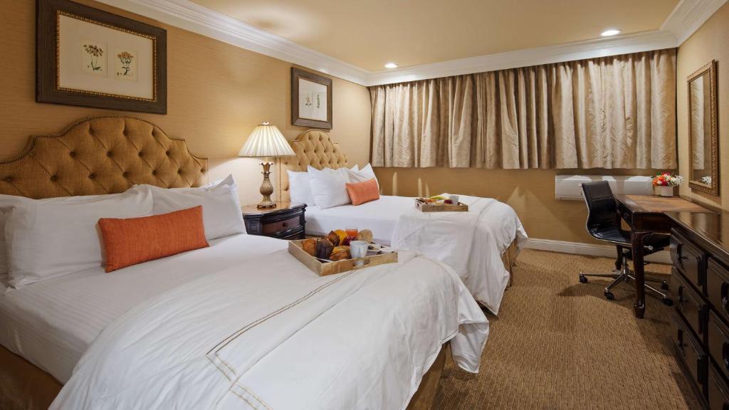 Best Western Plus Sunset Plaza Hotel Photo #40