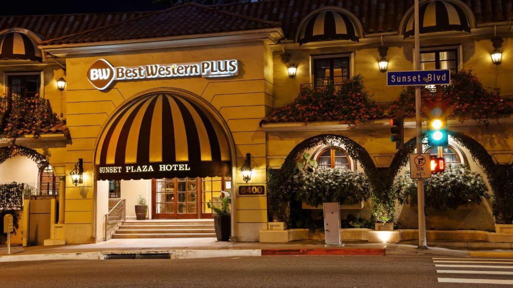 Best Western Plus Sunset Plaza Hotel Photo #0