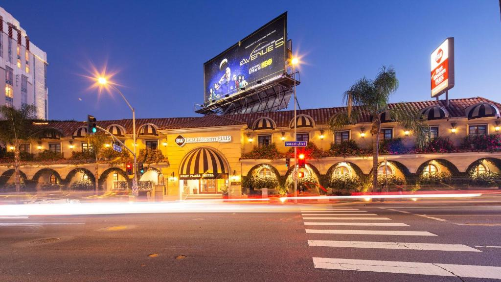 Best Western Plus Sunset Plaza Hotel Photo #56