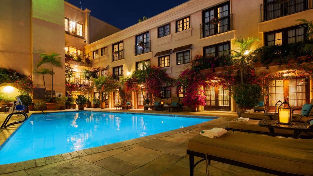 Best Western Plus Sunset Plaza Hotel Photo #63