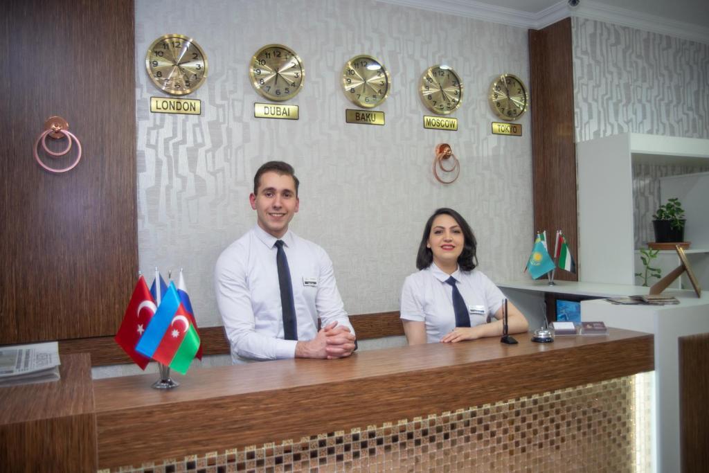 Mildom Hotel Baku