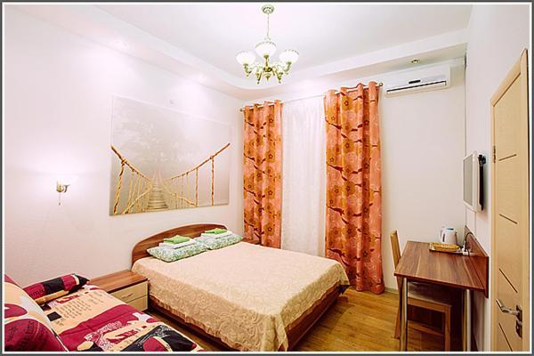 Pushkarev CITY Hotel