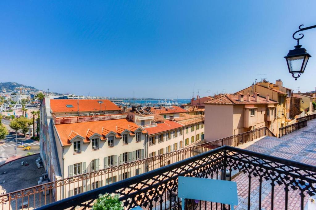 Appartement Esio Beautiful apartment with view sea view in the old town