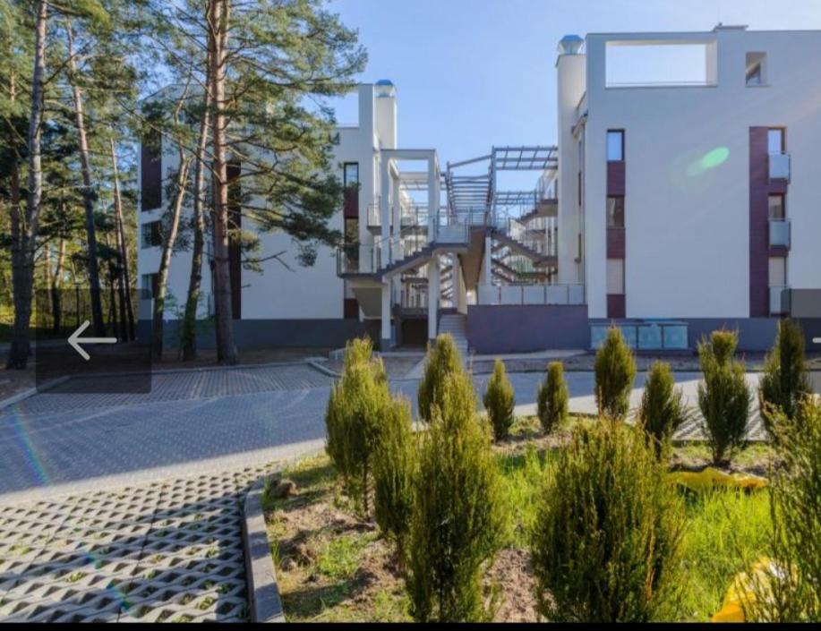 noclegi Jantar Bałtyk Apartamenty Jantar Bursztynowe Osiedle
