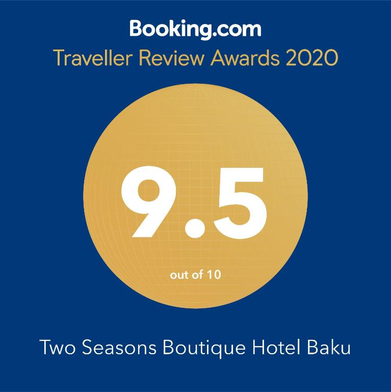 Two Seasons Boutique Hotel Baku