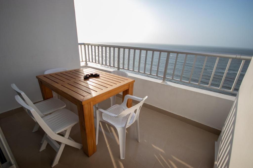 Excelente Apartamento Palmetto con vista al mar