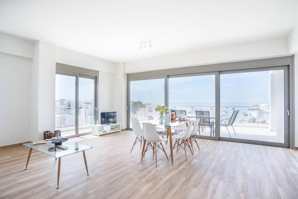 Alimos Brand New Apartment E1 Close to the sea (ALI150)
