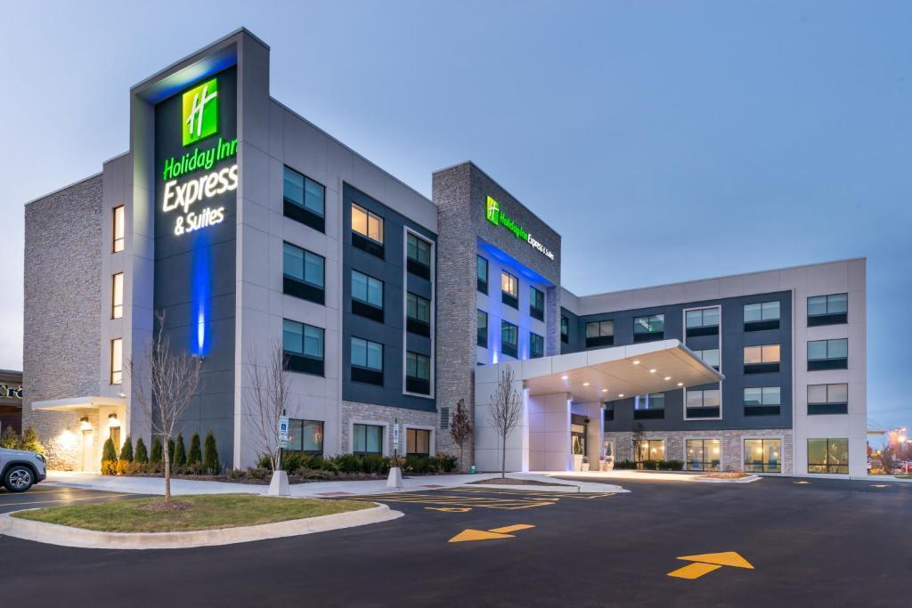 Holiday Inn Express & Suites - Romeoville - Joliet North, an IHG Hotel