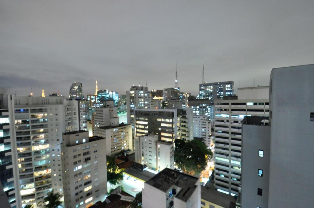 Cobertura com vista incrível próx. da Av. Paulista