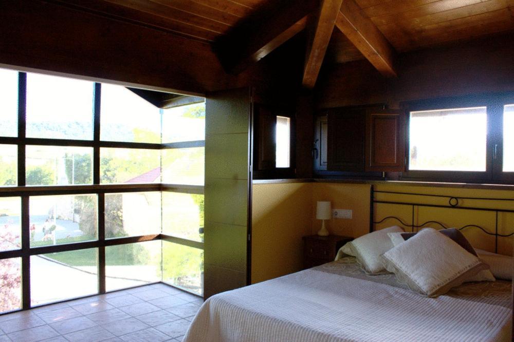 Wood Tv 8 Mosquito Hotel Rural Teodosio d...