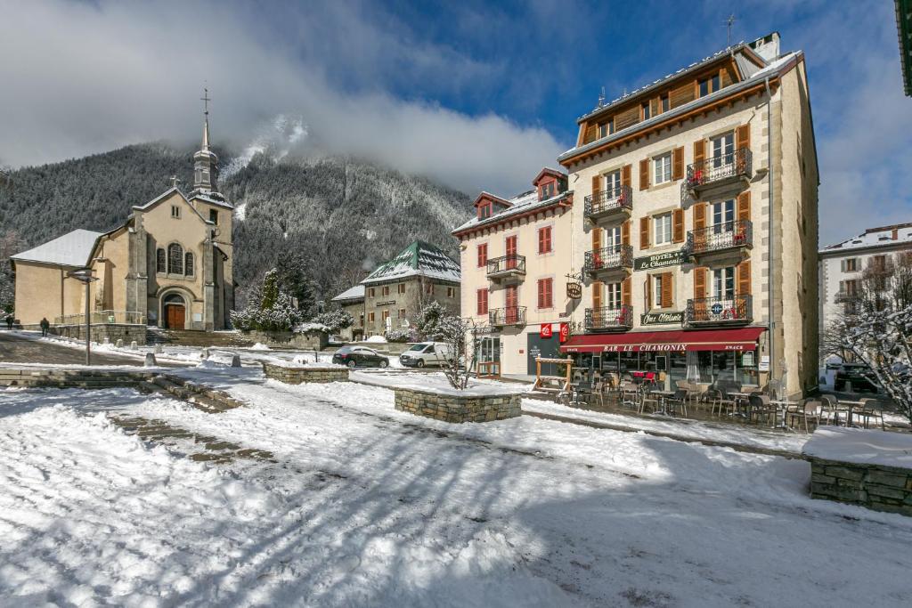 Hotel Le Chamonix