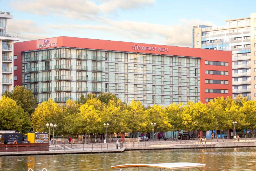 Crowne Plaza London - Docklands, an IHG Hotel