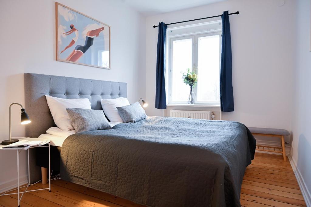 Cozy 2 bedroom apartment in Charlottelund