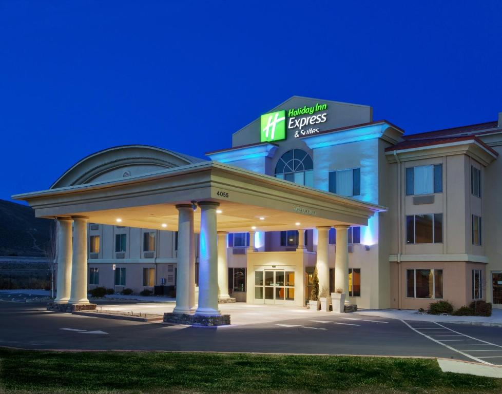 Holiday Inn Express Hotel & Suites Carson City, an IHG Hotel