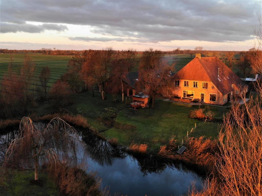 Bed and Breakfast de Opkikker, 8355 VB Giethoorn