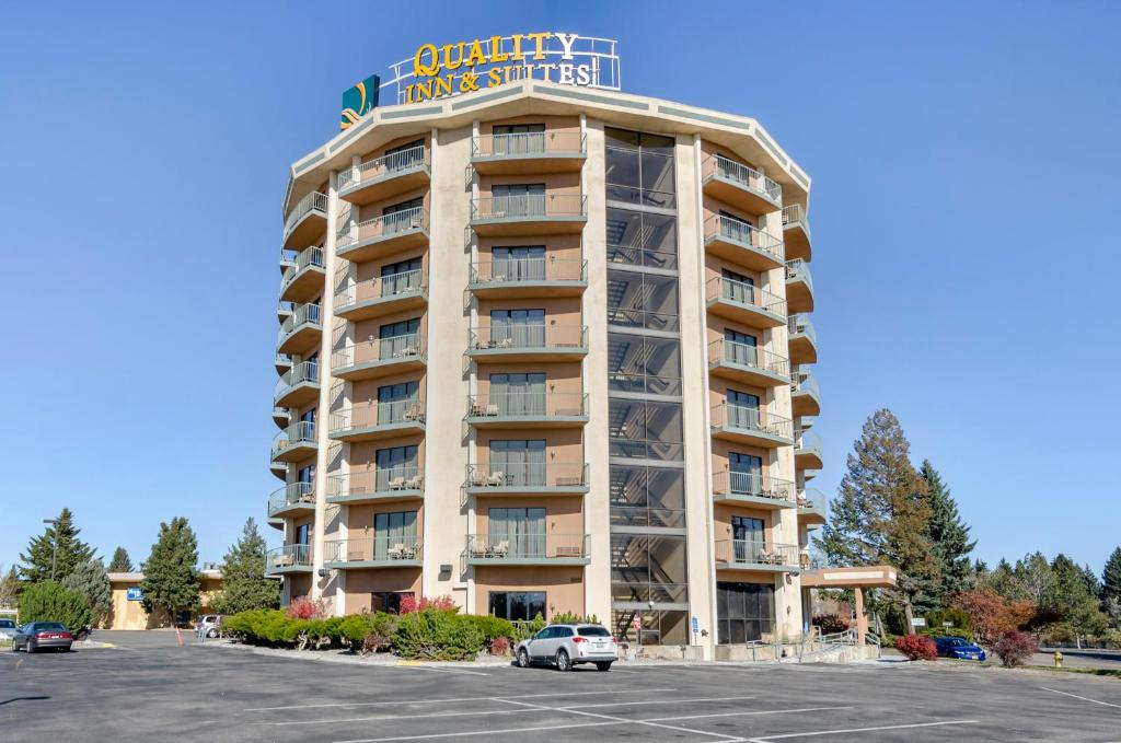 Quality Inn & Suites Idaho Falls