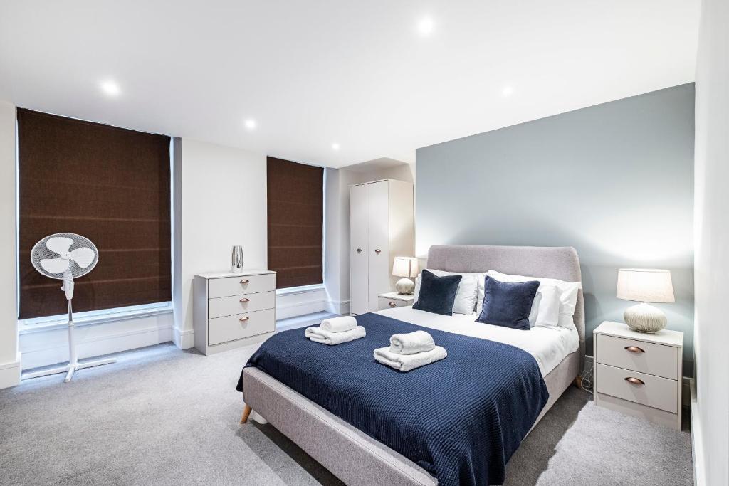 Lavish Lancaster Apartments By Flexystays