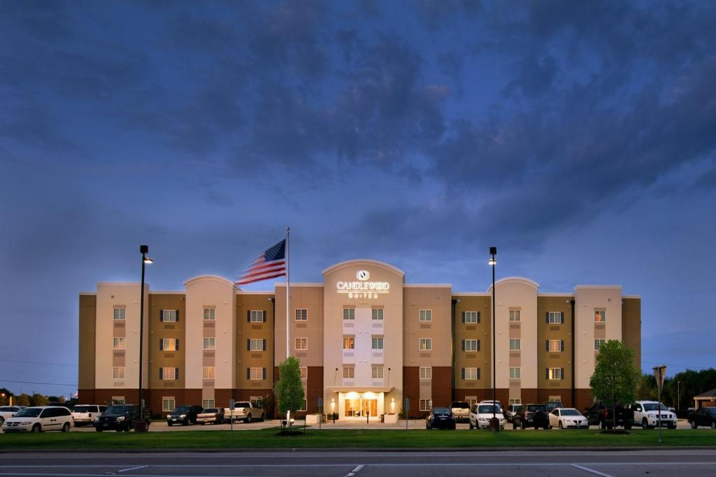 Candlewood Suites Fort Worth West, an IHG Hotel