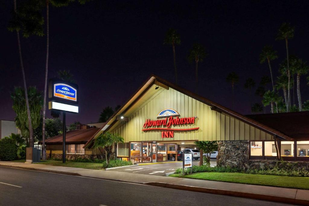 Howard Johnson University Inn - SDSU - San Diego State University