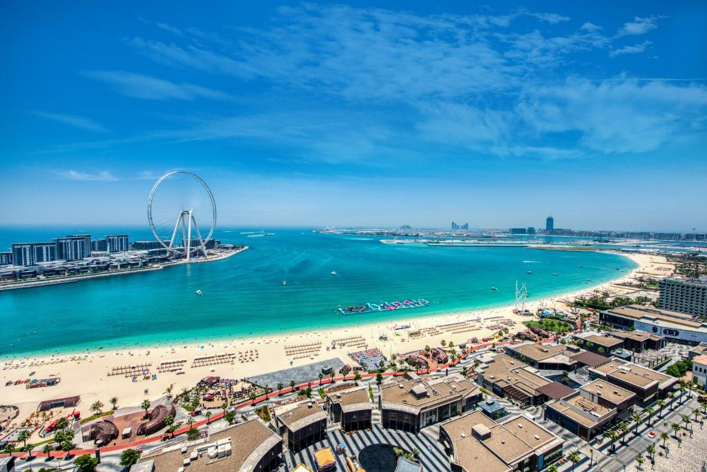 Penthouse Full Sea View With Pool JBR