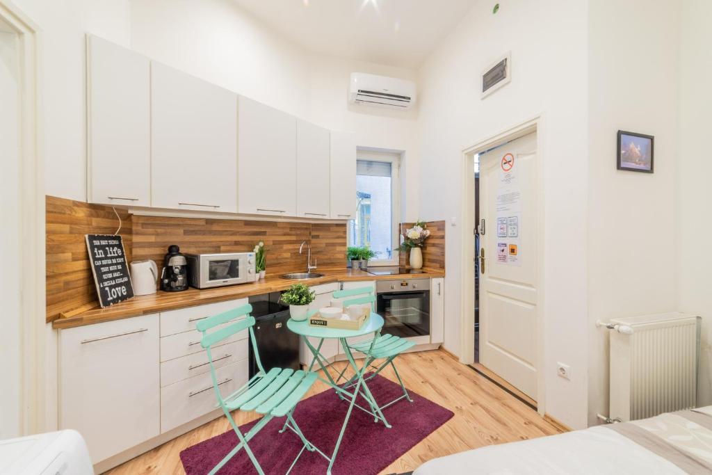Real Apartments Anker köz II., 1061 Budapest