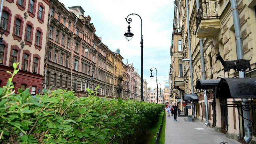 мини-отель аве цезарь санкт-петербург