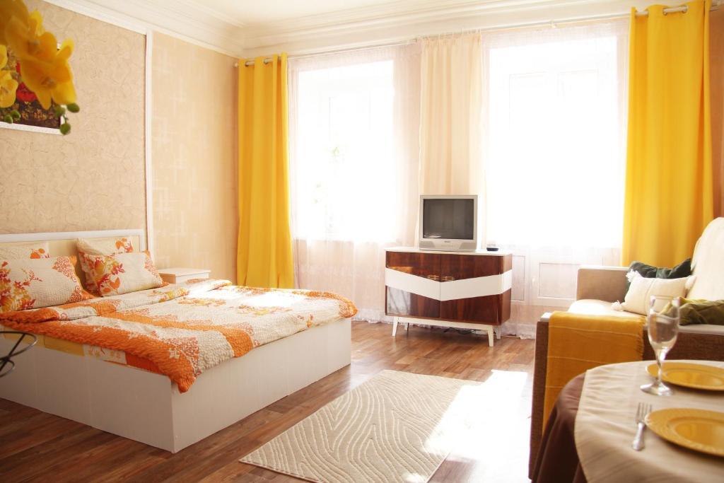 Apartment on Kirova 3
