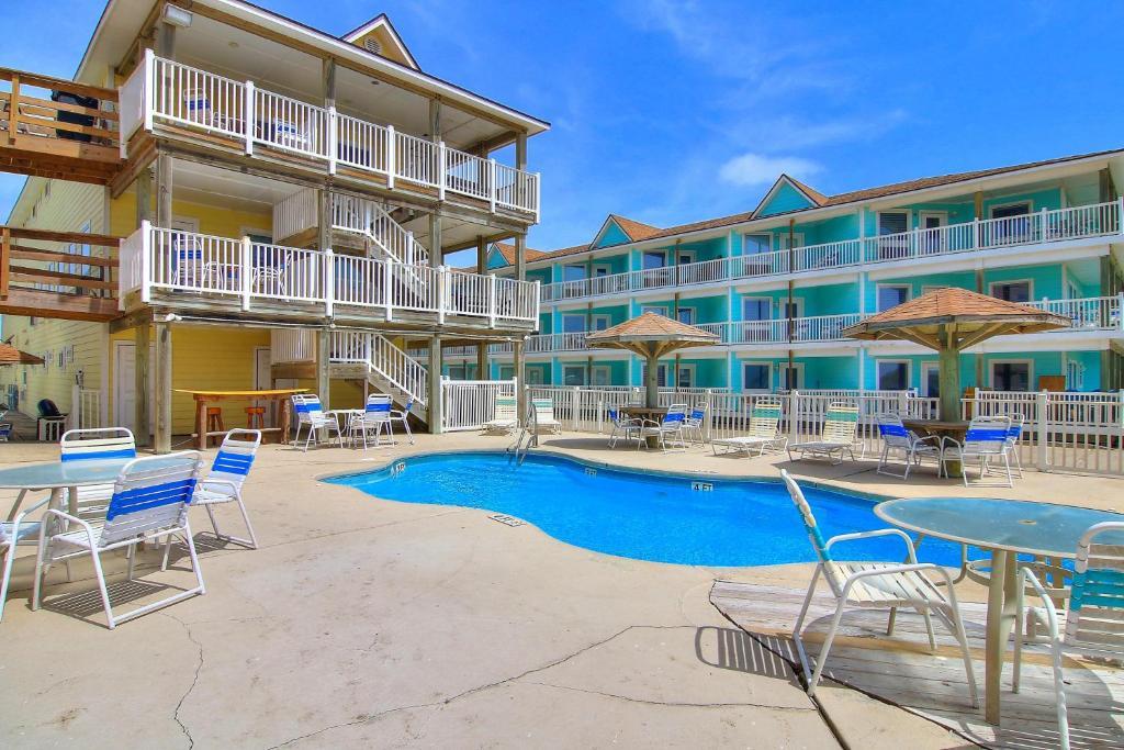 Beachgate Condo Suites and Hotel 217+218+219