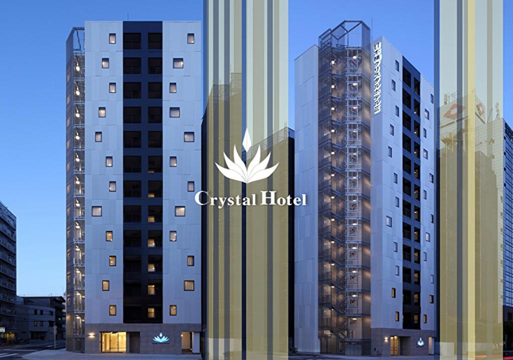 Nippombashi Crystal Hotel Ⅱ