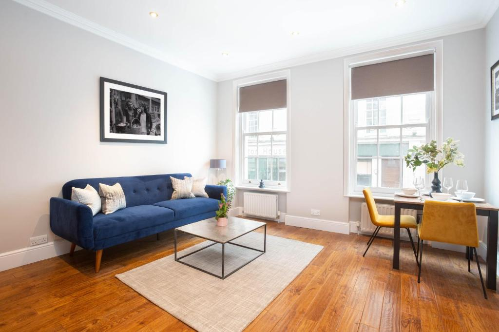 Bright and cosy 1bedroom apartment, Panton Street