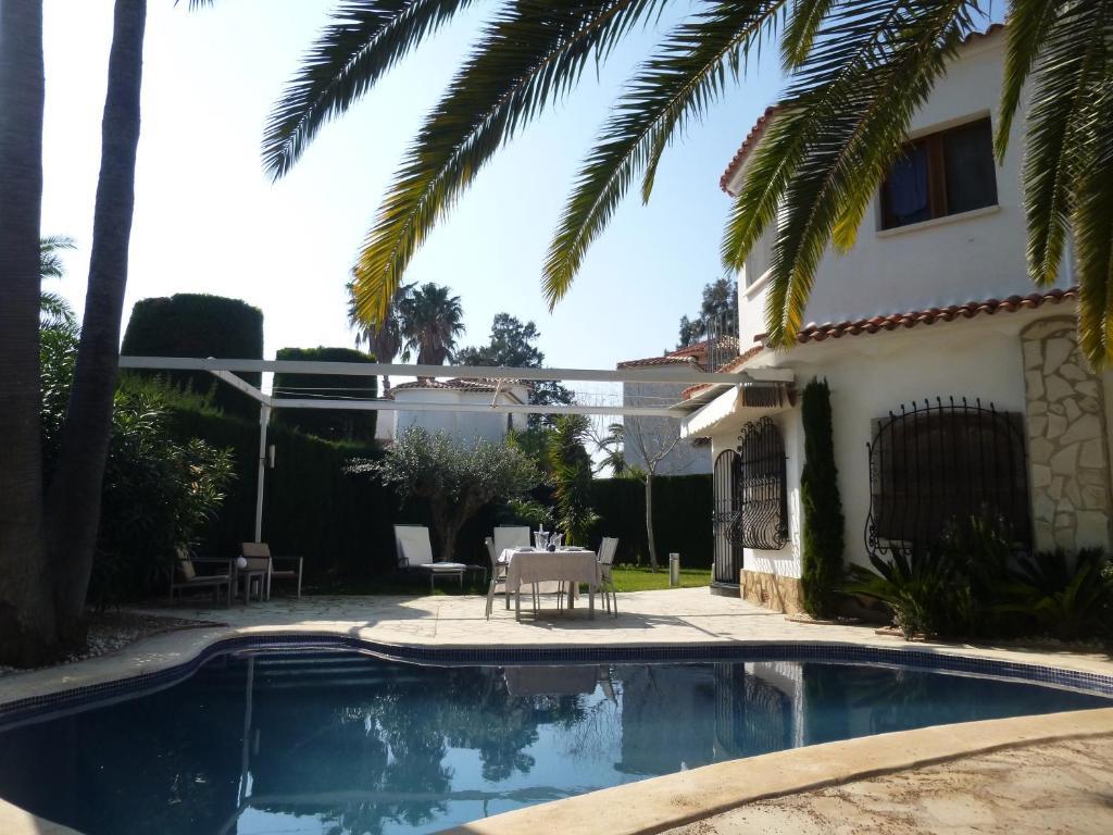 Villa de lujo Renoir con piscina privada