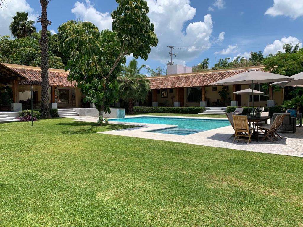 Casa en Chiconcuac