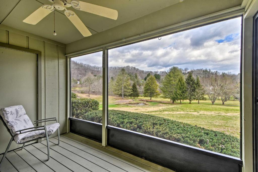 Golf + Mountain Retreat ~6 Miles to Franklin