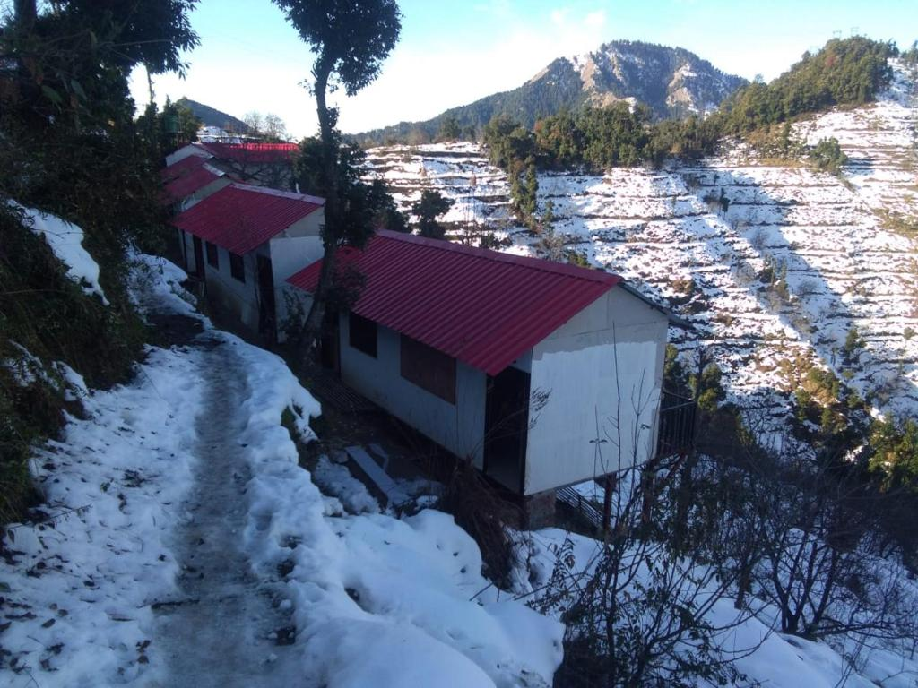 Kanatal cottage and camp