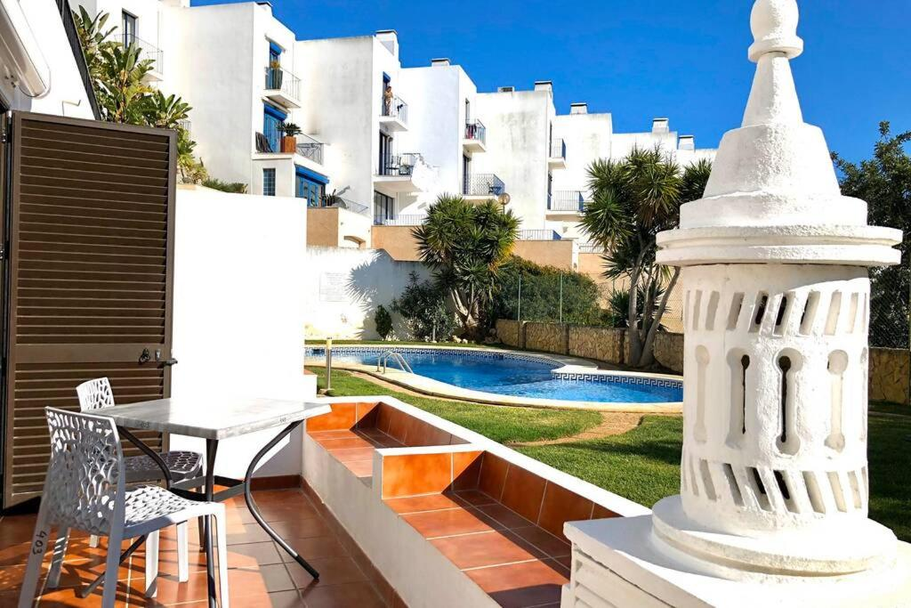 Albufeira quiet place and sea view