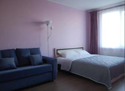1-комнатная квартира, Евро Ремонт.