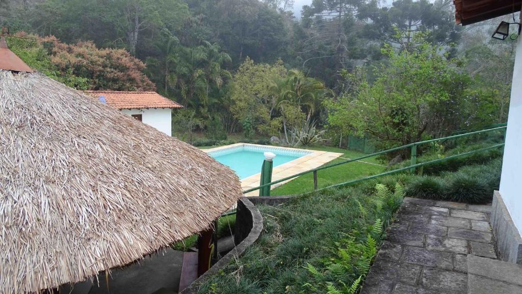 Sítio com piscina em Teresópolis